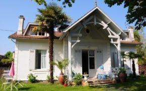 La villa Glen-tara - Maison d'hotes du Bassin d'Arcachon