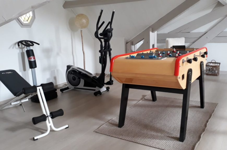 Sport ou détente à la villa Glen-Tara